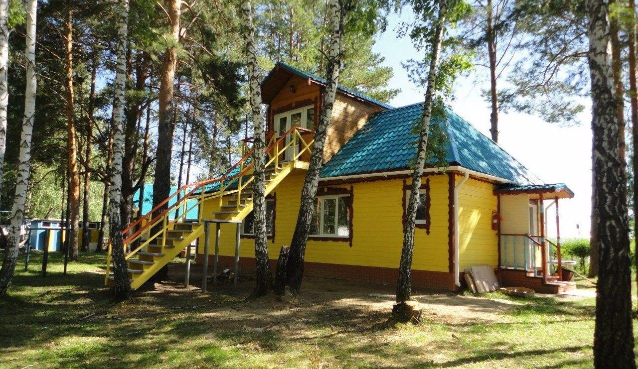 База отдыха «Обские просторы» Новосибирская область, фото 1