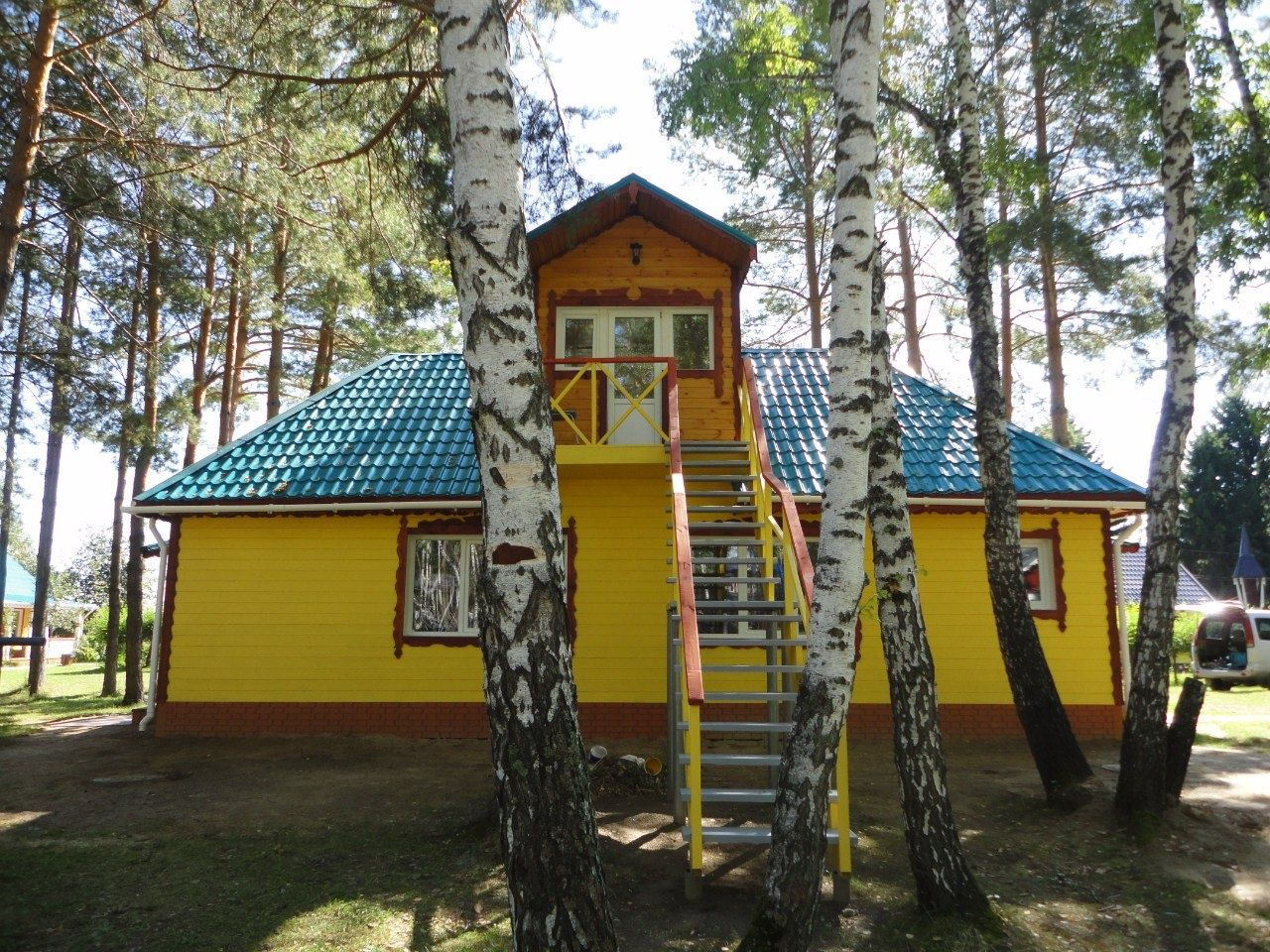 База отдыха «Обские просторы» Новосибирская область, фото 2