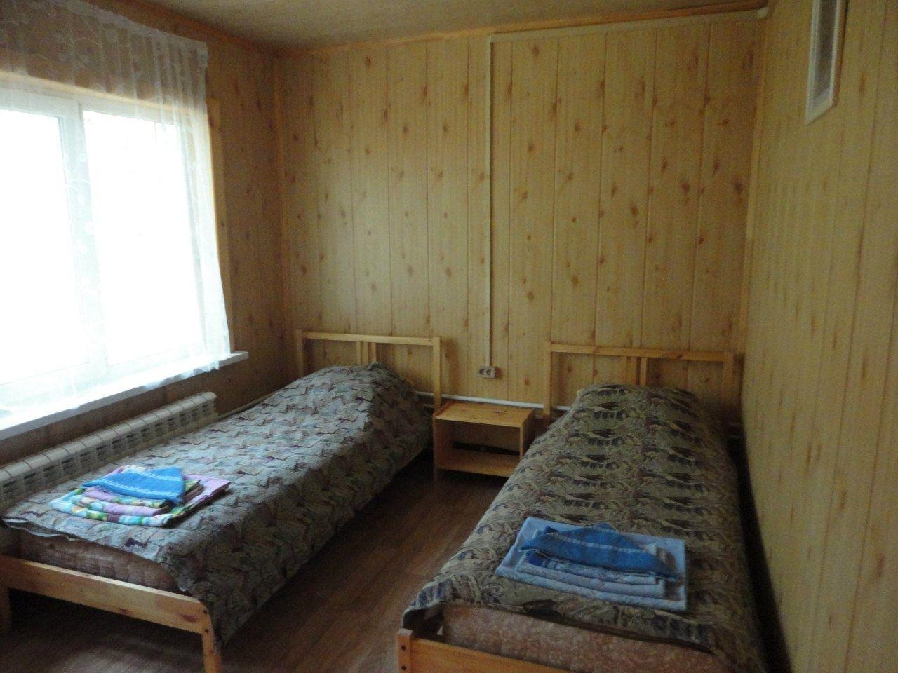 База отдыха «Обские просторы» Новосибирская область 4-местный номер, фото 3