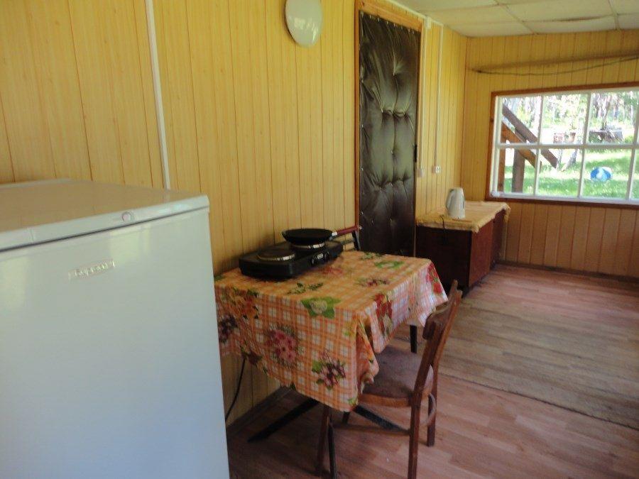 База отдыха «Обские просторы» Новосибирская область 3-местный домик (летний), фото 3