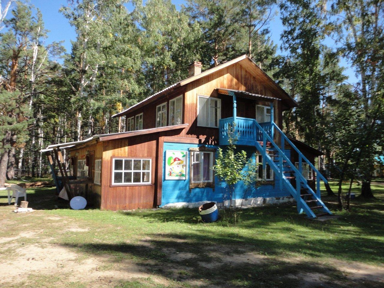 База отдыха «Обские просторы» Новосибирская область 3-местный домик (зимний), фото 2