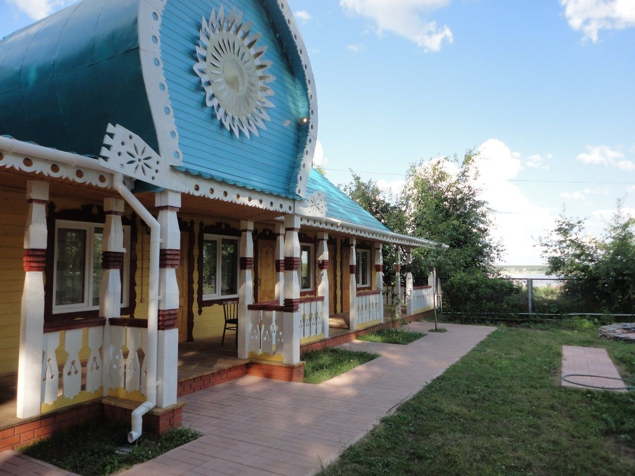 База отдыха «Обские просторы» Новосибирская область 2-местный номер , фото 1