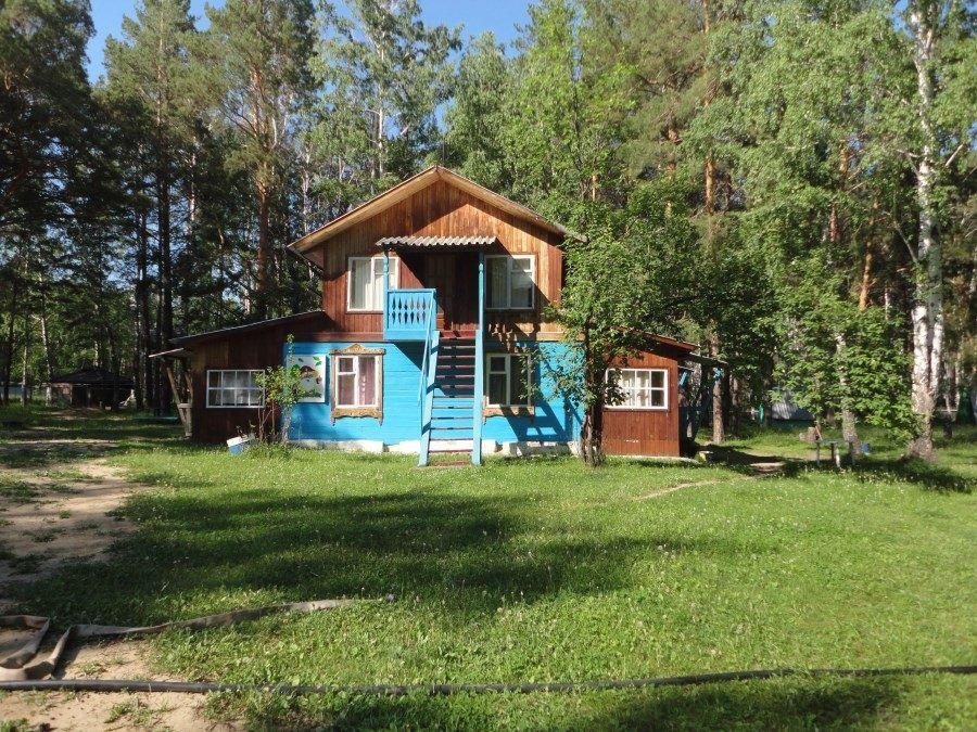 База отдыха «Обские просторы» Новосибирская область, фото 7