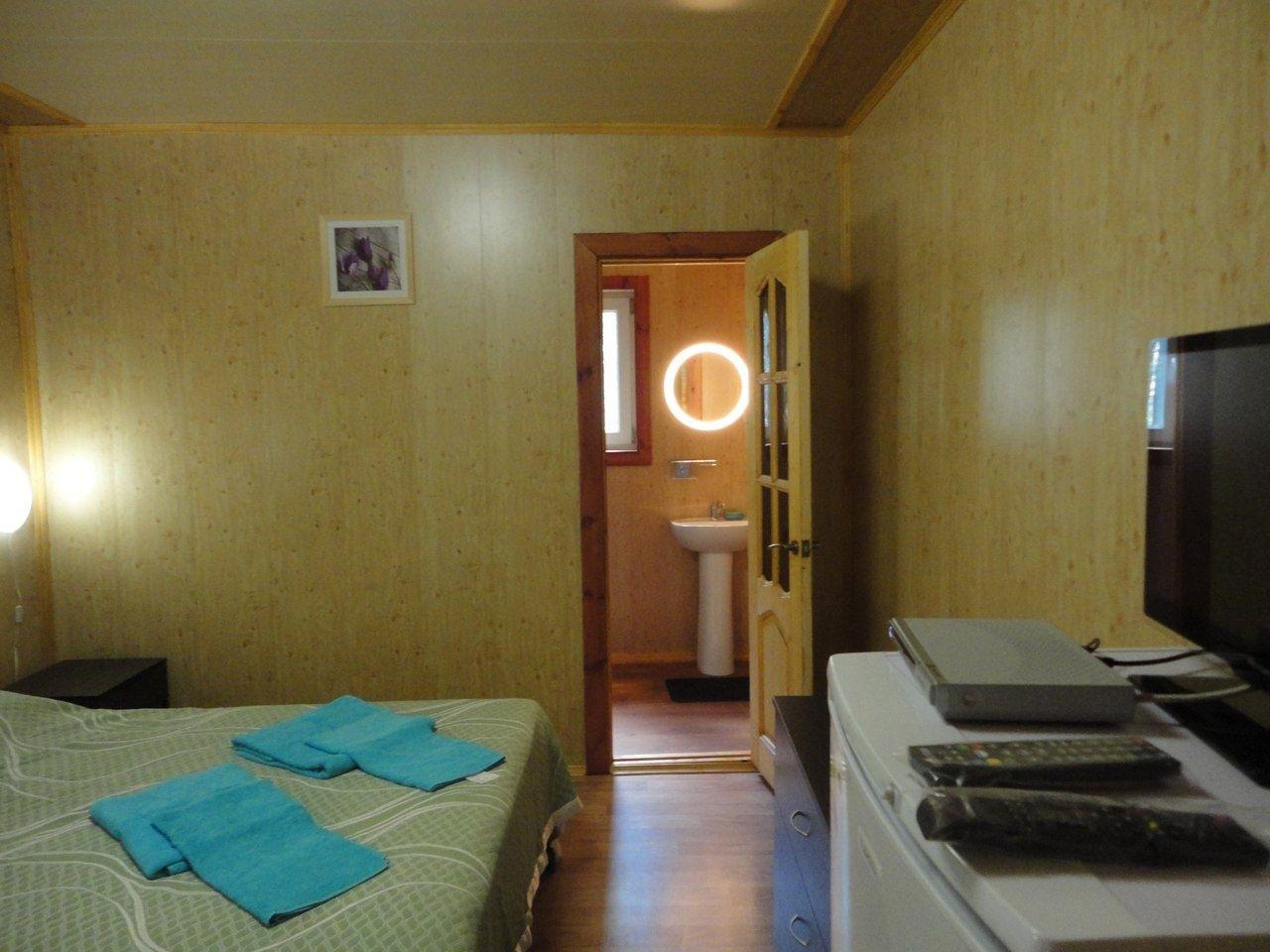 База отдыха «Обские просторы» Новосибирская область 2-местный номер , фото 4