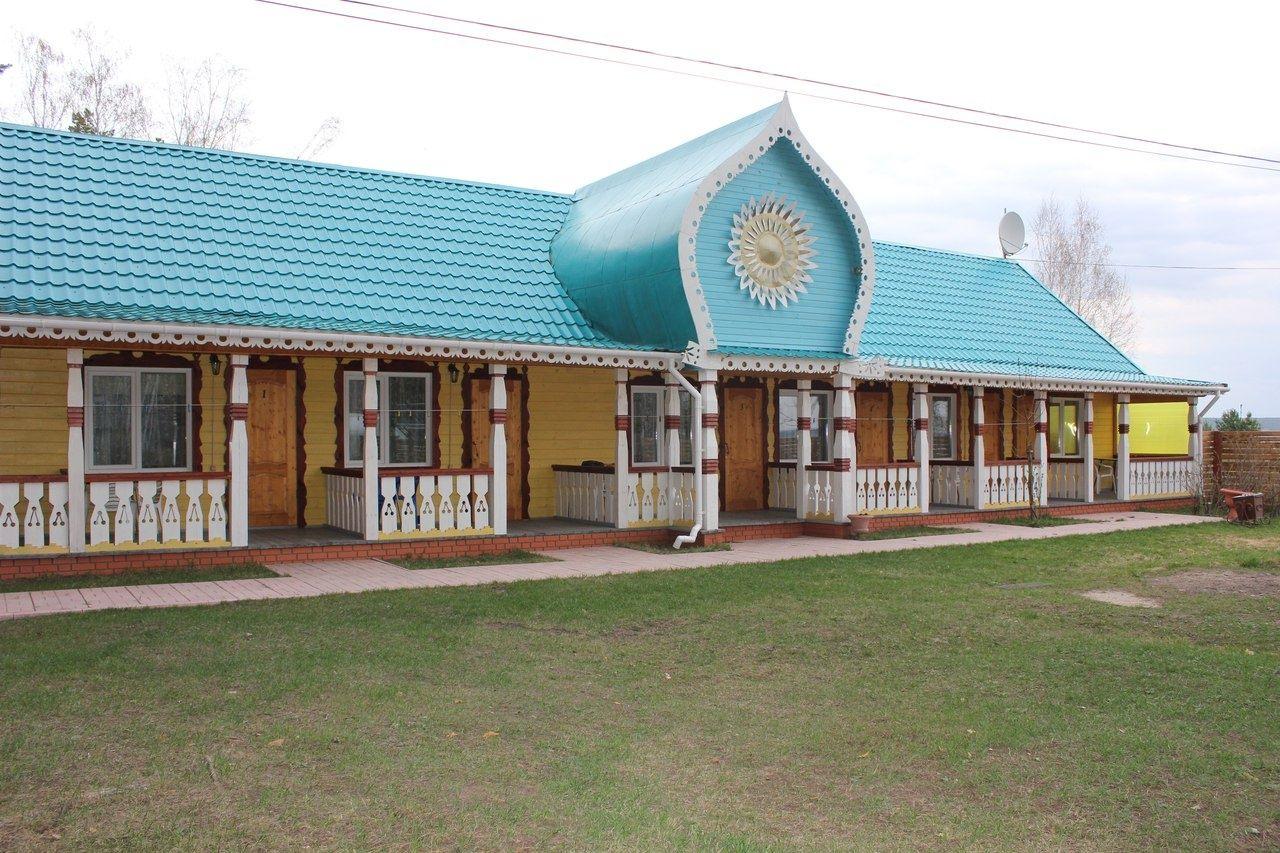 База отдыха «Обские просторы» Новосибирская область, фото 4