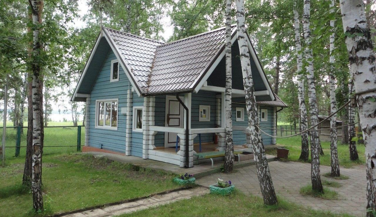 База отдыха «Обские просторы» Новосибирская область, фото 8
