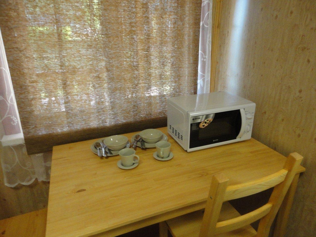База отдыха «Обские просторы» Новосибирская область 2-местный номер , фото 5