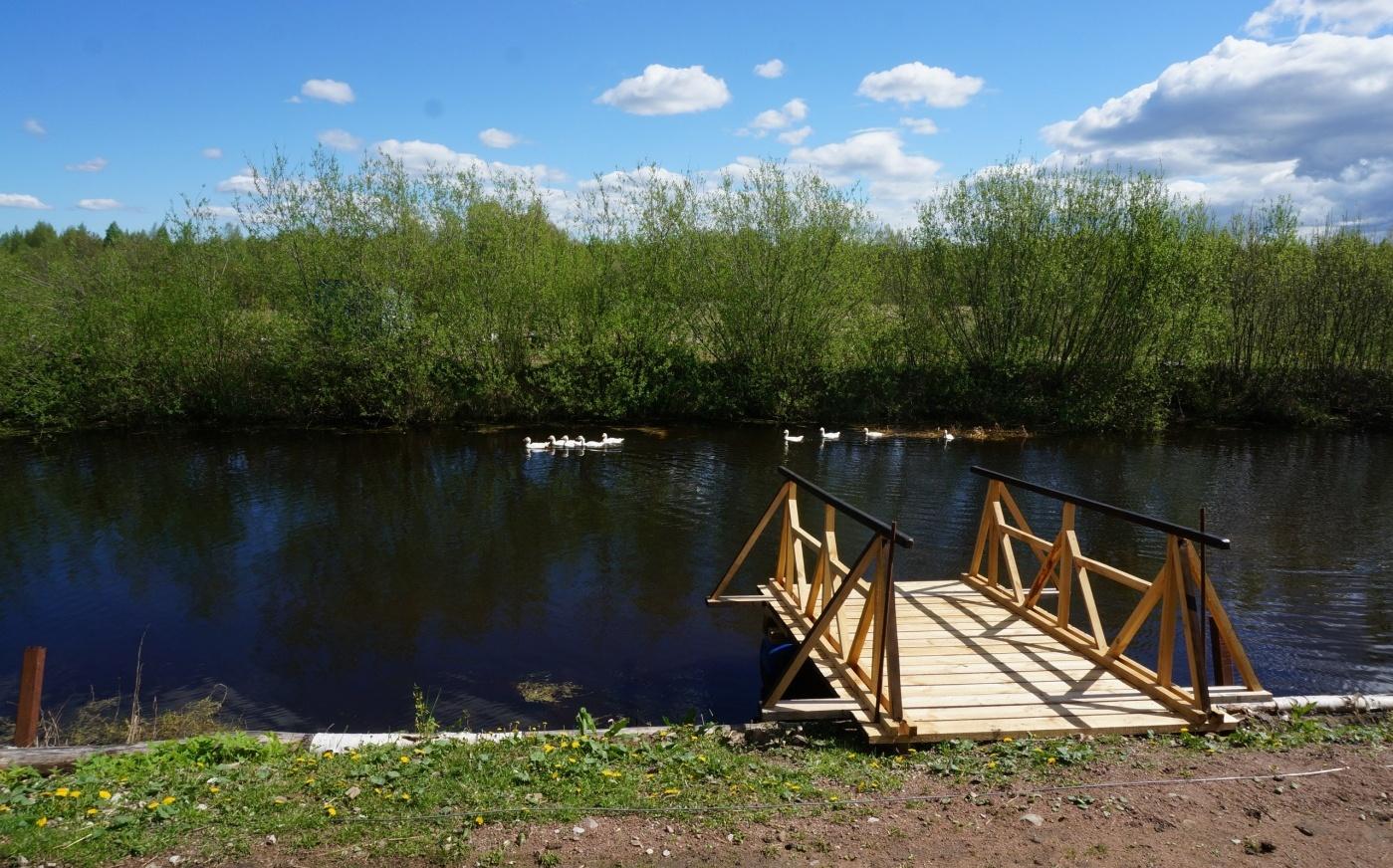 База отдыха «Причудье» Ленинградская область, фото 23