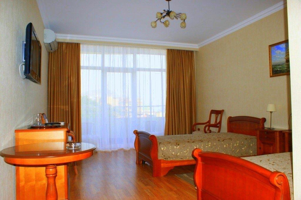 Гостиница «Вилла Аль-Марин» Республика Крым Номер «Стандарт» А, Б, фото 3