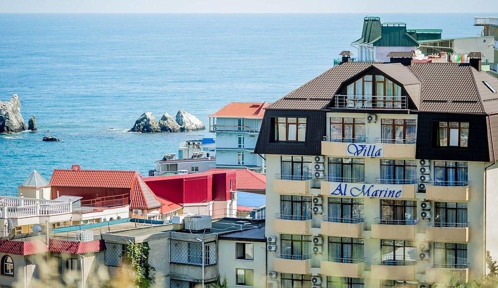 Гостиница «Вилла Аль-Марин» Республика Крым, фото 1