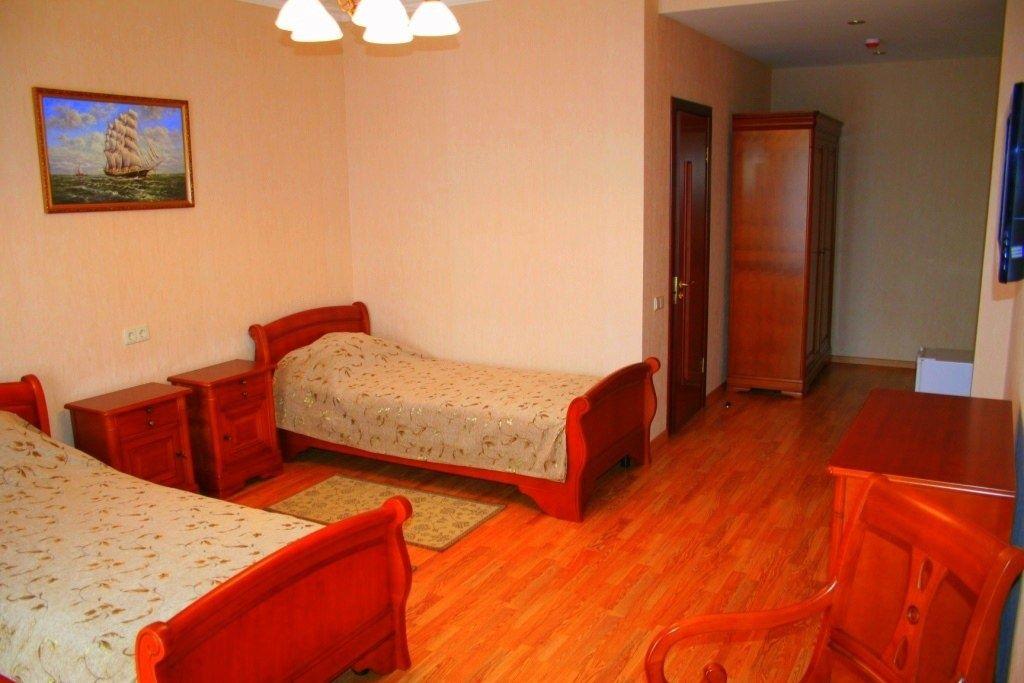 Гостиница «Вилла Аль-Марин» Республика Крым Номер «Стандарт» А, Б, фото 4