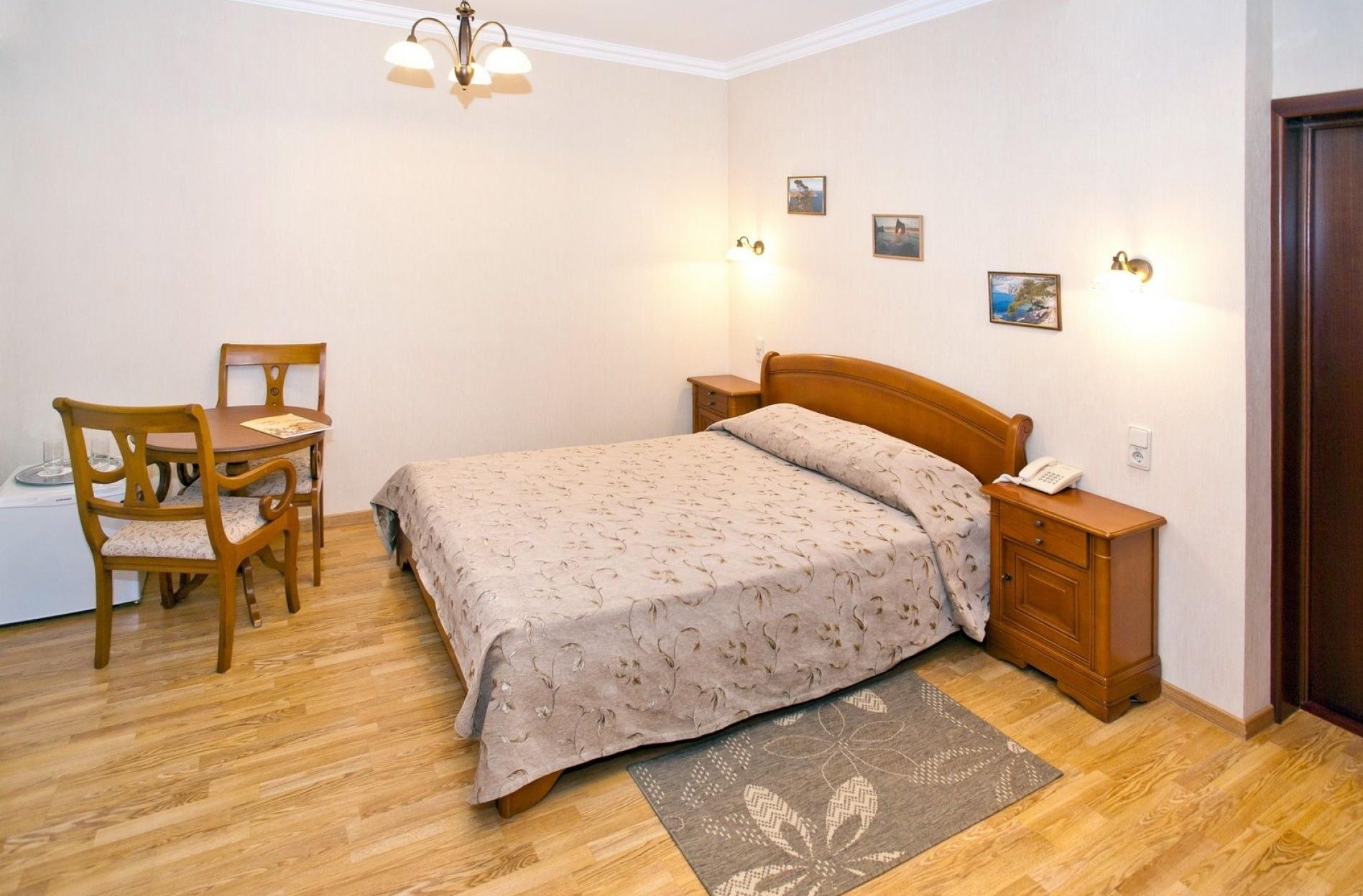Гостиница «Вилла Аль-Марин» Республика Крым Номер «Стандарт» А, Б, фото 1