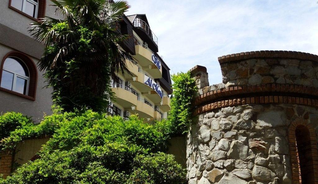 Гостиница «Вилла Аль-Марин» Республика Крым, фото 5