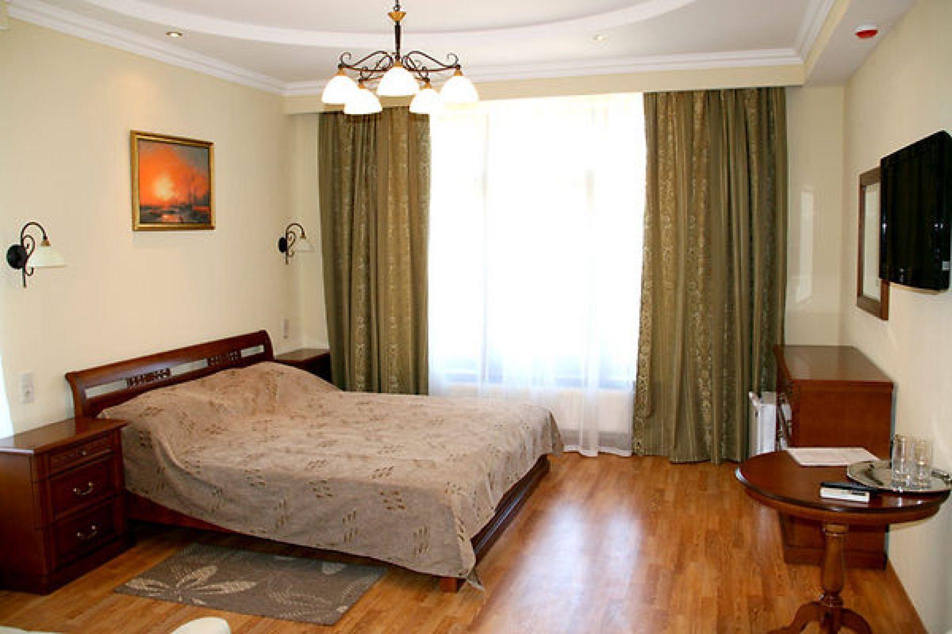 Гостиница «Вилла Аль-Марин» Республика Крым Номер «Люкс В», фото 1