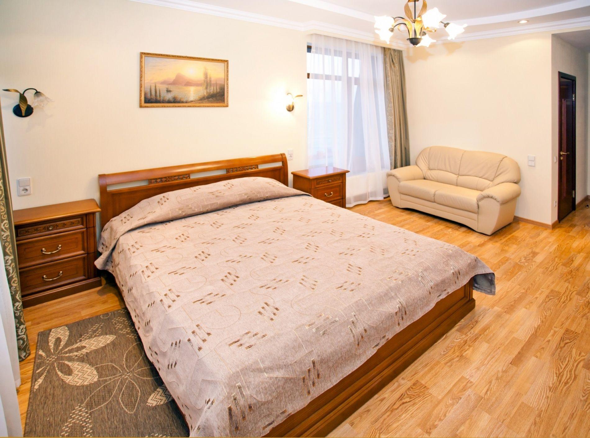 Гостиница «Вилла Аль-Марин» Республика Крым Номер «Люкс А», фото 1
