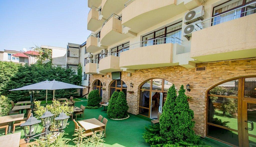 Гостиница «Вилла Аль-Марин» Республика Крым, фото 3