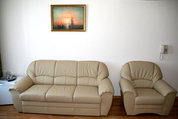 Гостиница «Вилла Аль-Марин» Республика Крым Номер «Люкс А», фото 2