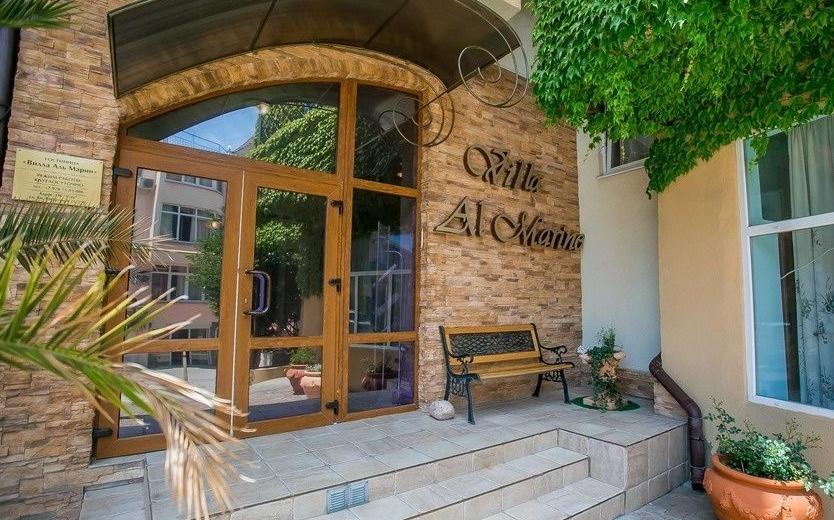 Гостиница «Вилла Аль-Марин» Республика Крым, фото 6