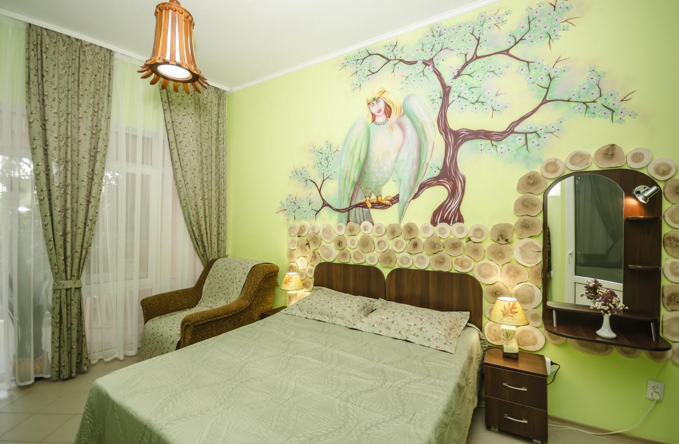 Гостевой дом «Гринвич» Республика Крым Стандарт в эко-стиле, фото 1