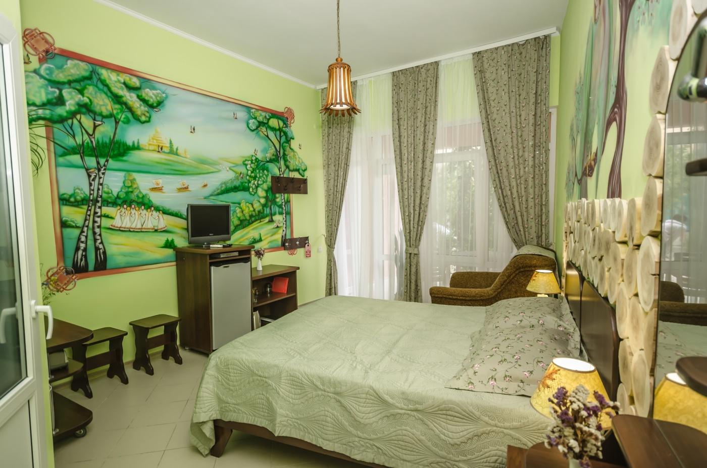 Гостевой дом «Гринвич» Республика Крым Стандарт в эко-стиле, фото 3