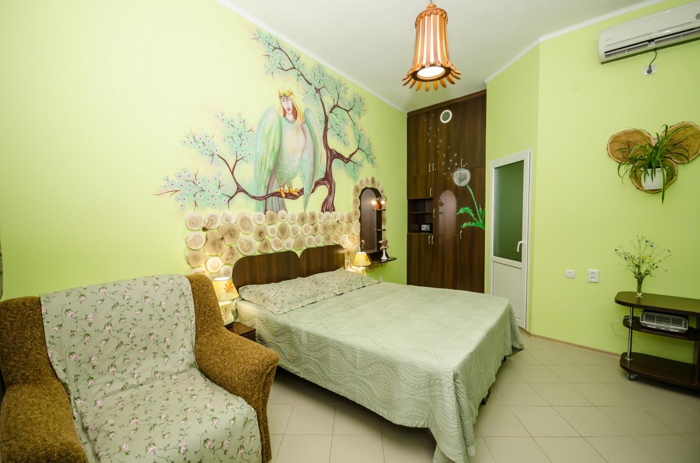 Гостевой дом «Гринвич» Республика Крым Стандарт в эко-стиле, фото 4