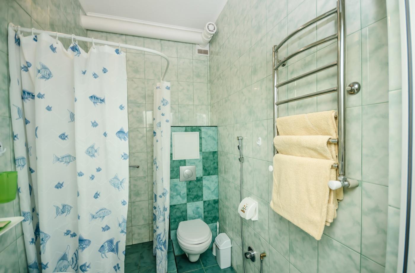 Гостевой дом «Гринвич» Республика Крым Номер «Комфорт», фото 9