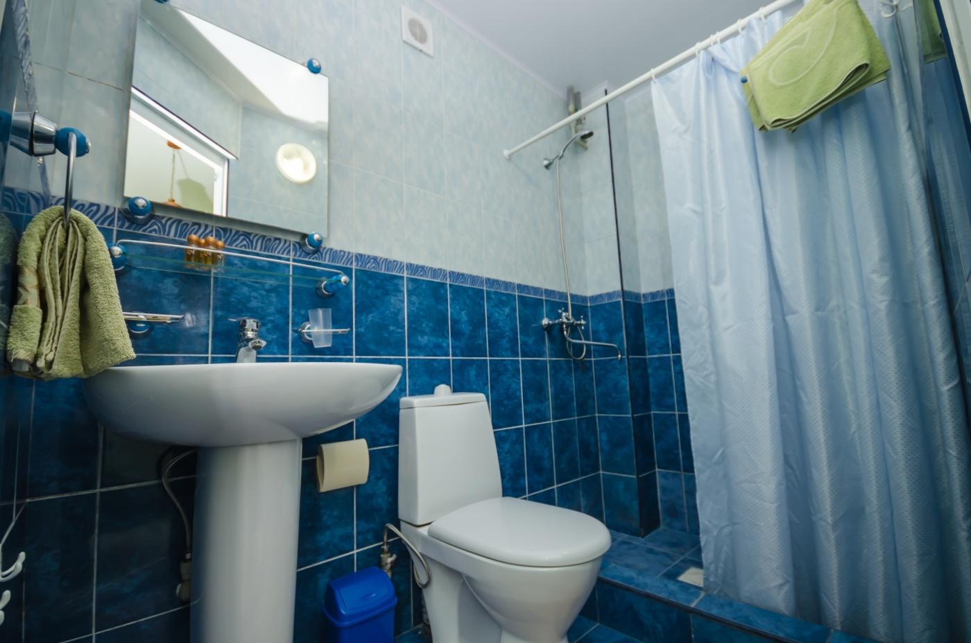 Гостевой дом «Гринвич» Республика Крым Стандарт в эко-стиле, фото 10