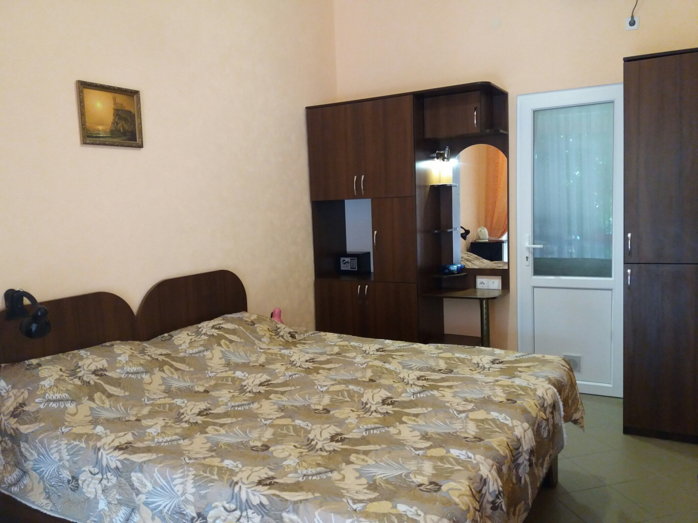 Гостевой дом «Гринвич» Республика Крым Номер «Стандарт» 2-местный, фото 2