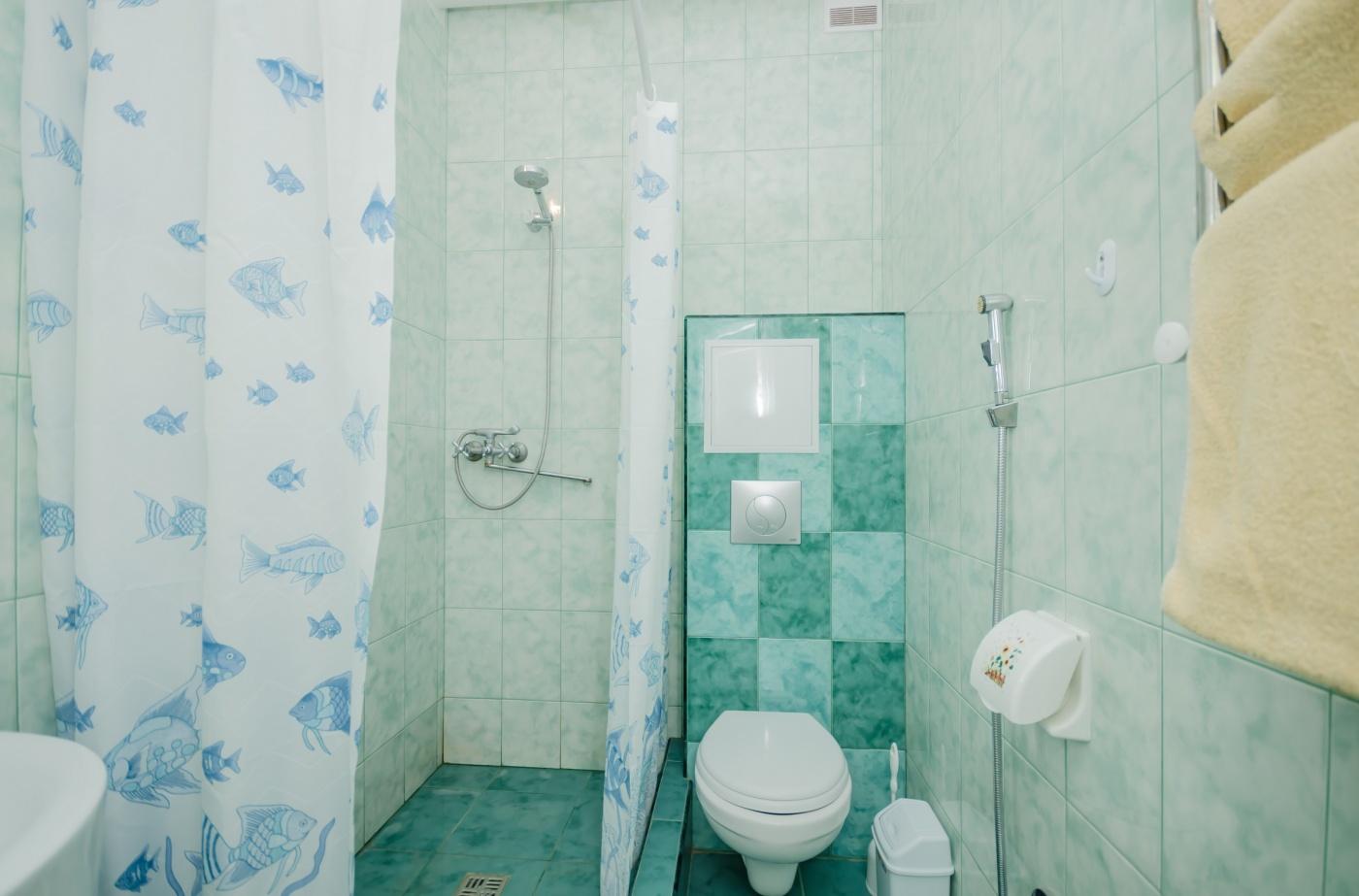 Гостевой дом «Гринвич» Республика Крым Номер «Комфорт», фото 10