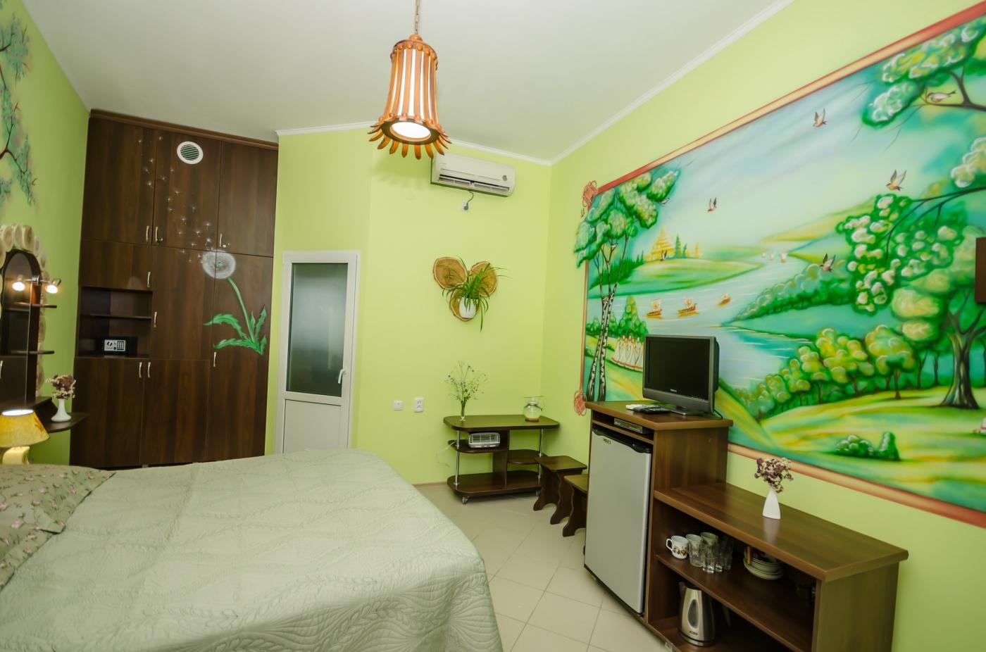 Гостевой дом «Гринвич» Республика Крым Стандарт в эко-стиле, фото 6