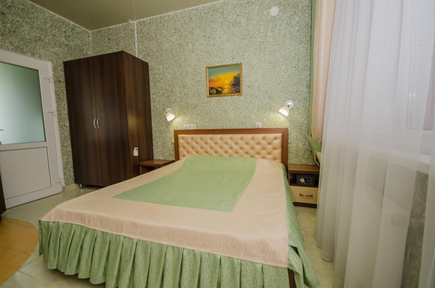 Гостевой дом «Гринвич» Республика Крым Номер «Комфорт», фото 2