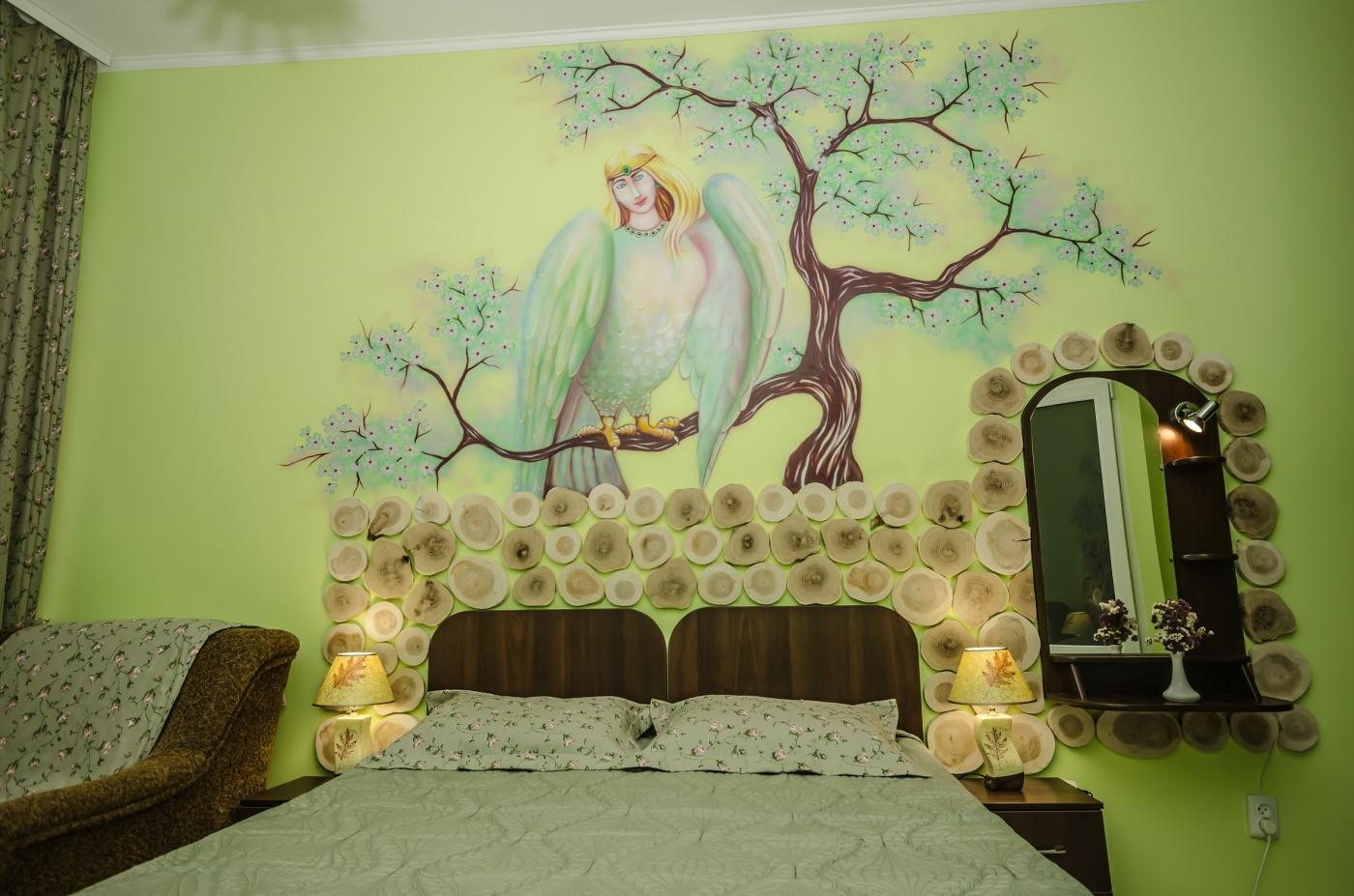 Гостевой дом «Гринвич» Республика Крым Стандарт в эко-стиле, фото 2