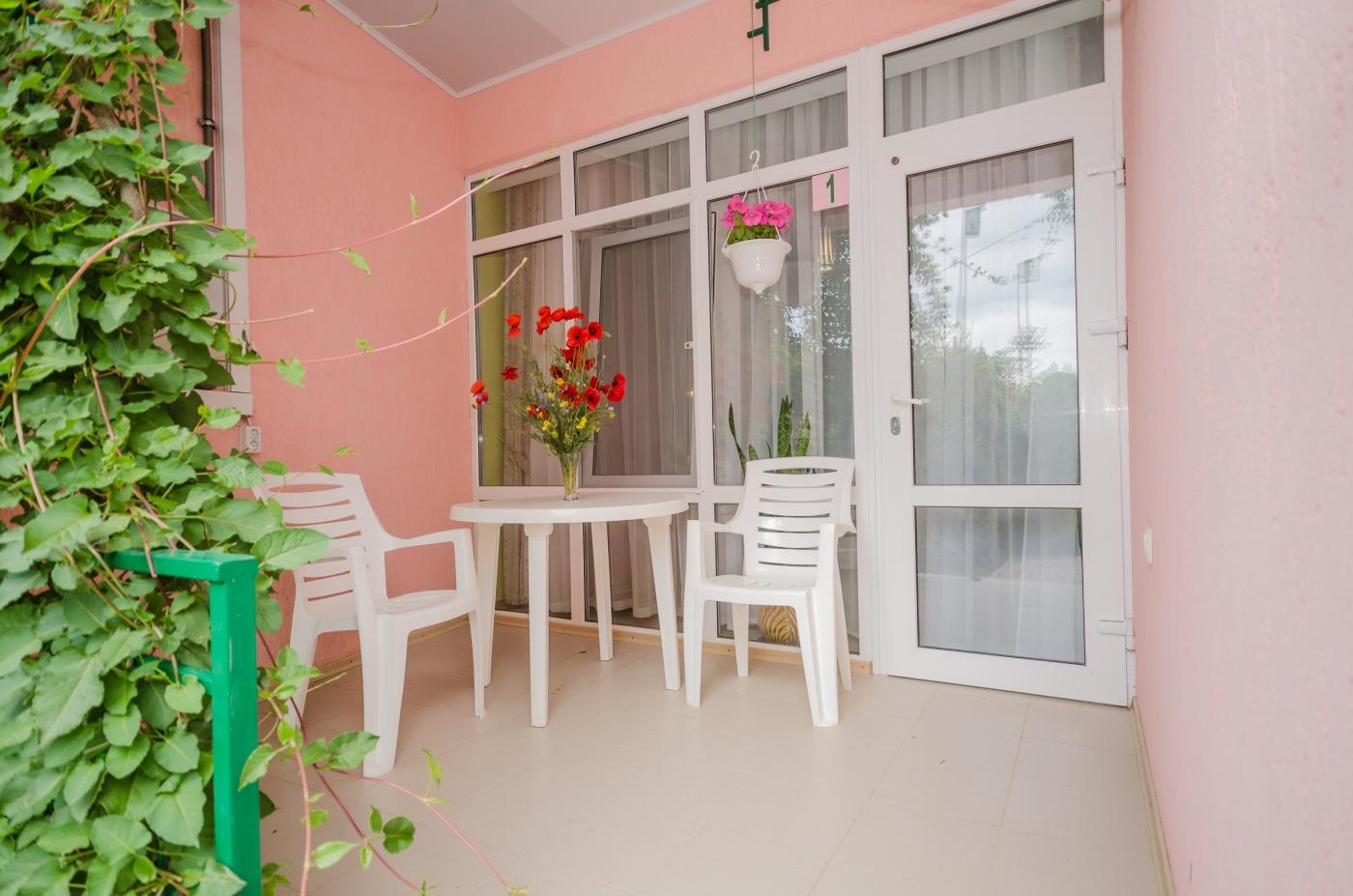 Гостевой дом «Гринвич» Республика Крым Стандарт в эко-стиле, фото 11