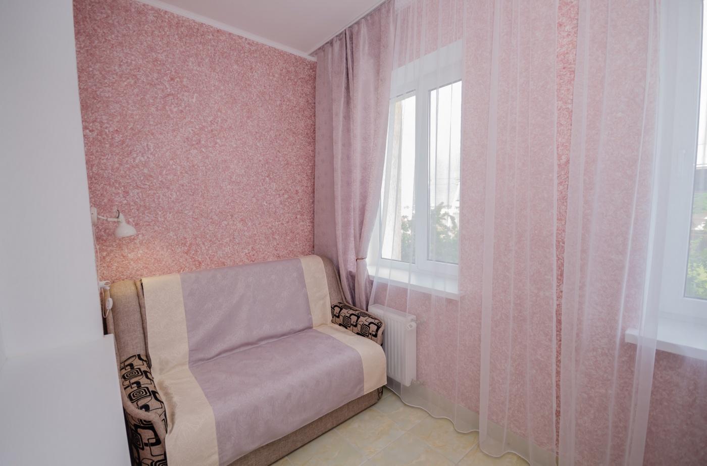 Гостевой дом «Гринвич» Республика Крым Номер «Комфорт», фото 8