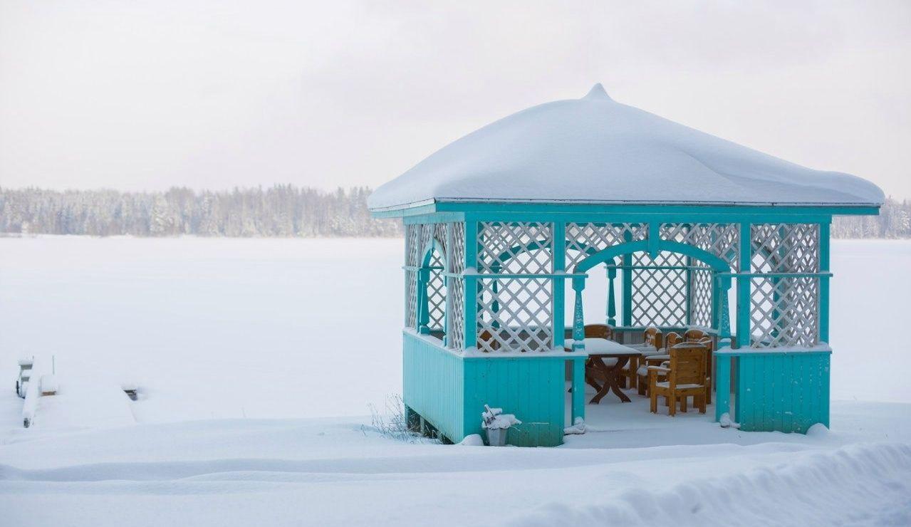 """База отдыха """"Чародейка"""" Новгородская область, фото 10"""