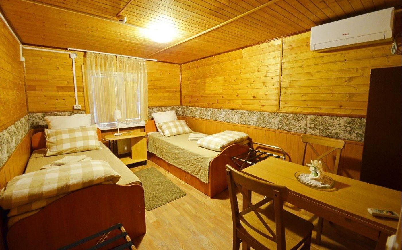 База отдыха «Нерестина» Астраханская область Номер «Стандарт» 2-местный без удобств, фото 1