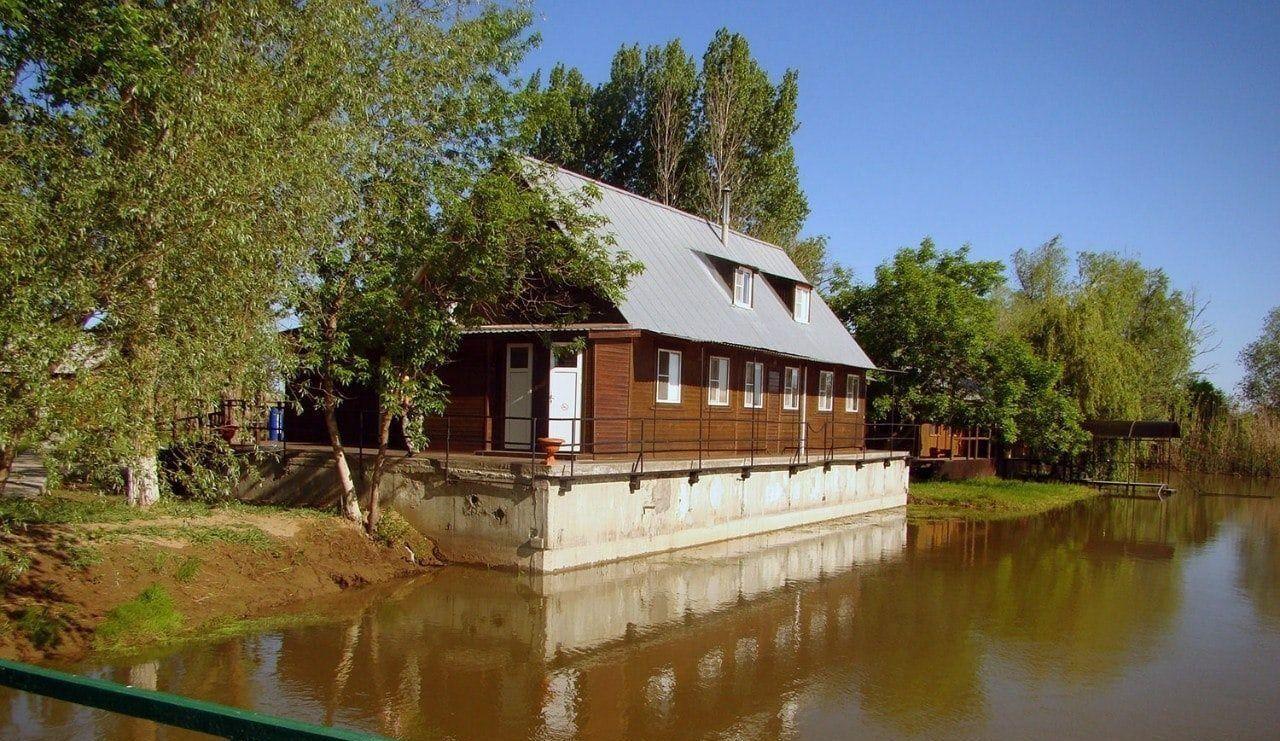 База отдыха «Нерестина» Астраханская область, фото 1