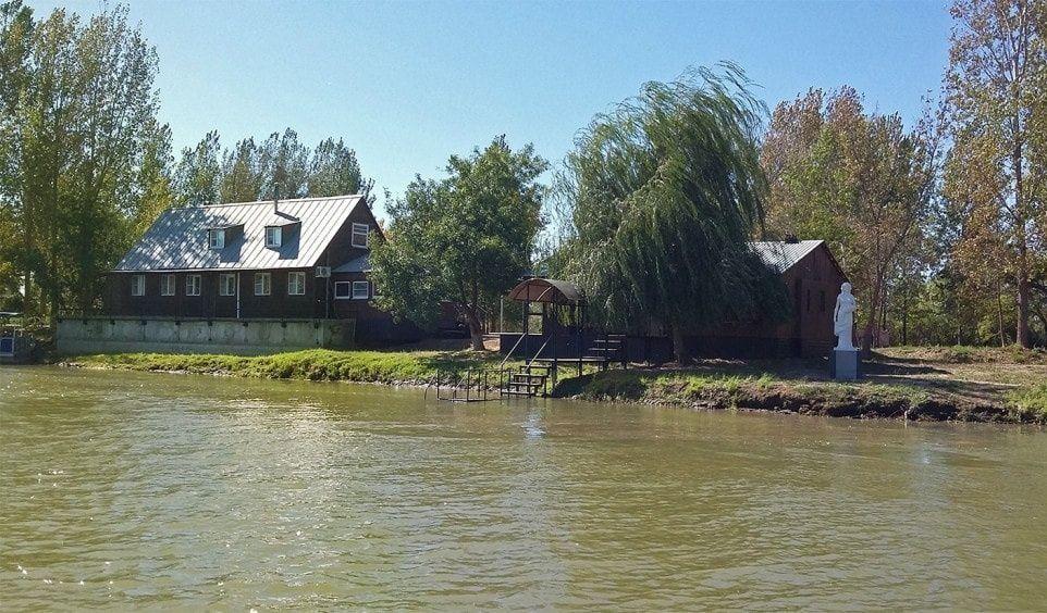 База отдыха «Нерестина» Астраханская область, фото 12