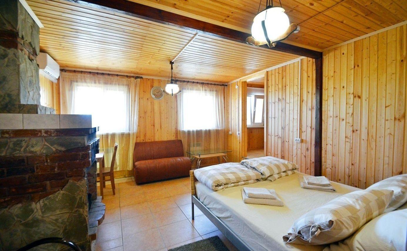 База отдыха «Нерестина» Астраханская область Номер «Люкс» 2-местный, фото 2