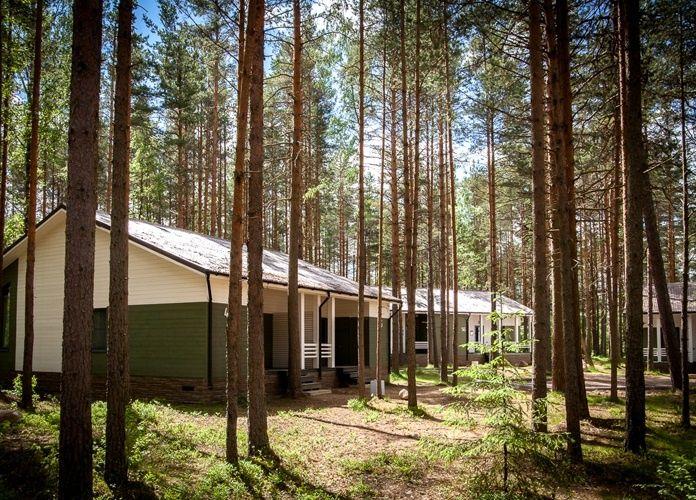 """База отдыха """"Eco Village"""" Ленинградская область, фото 5"""