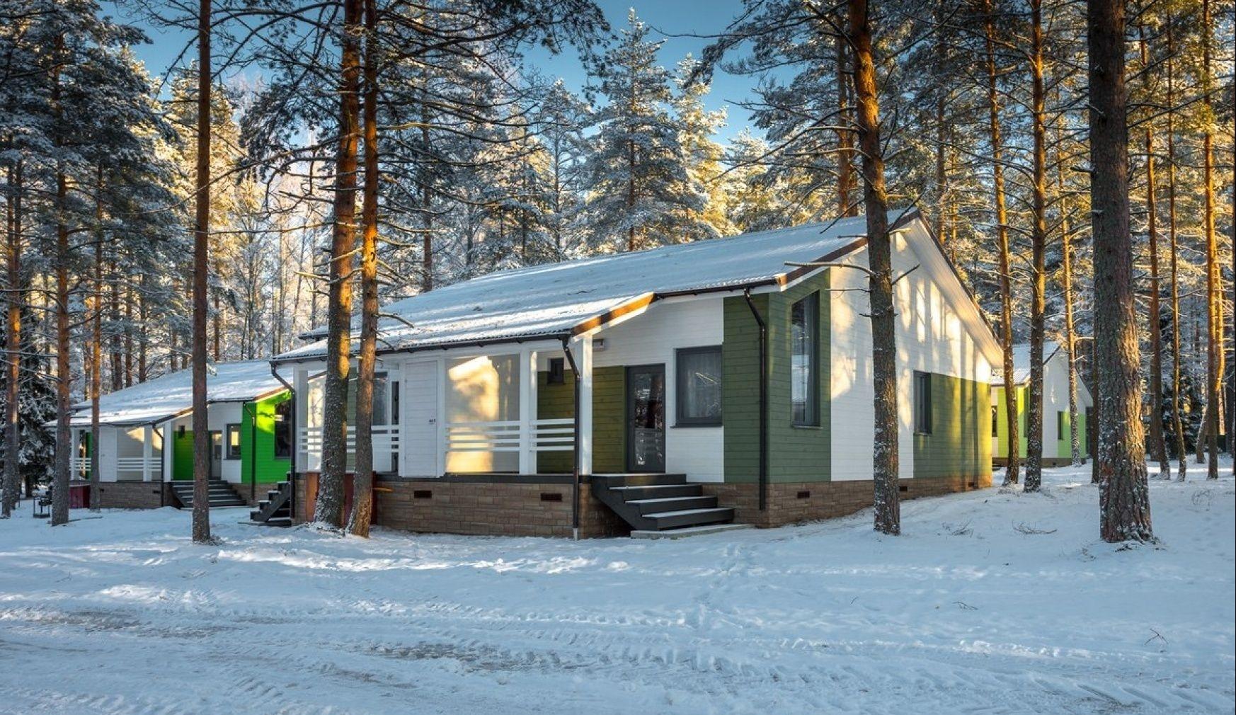 """База отдыха """"Eco Village"""" Ленинградская область, фото 13"""