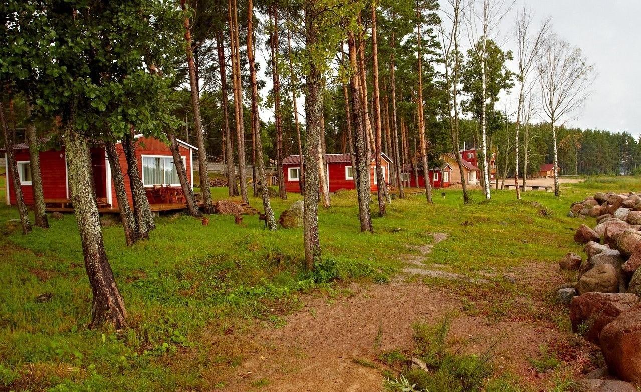 База отдыха «Окуневая» Ленинградская область, фото 15