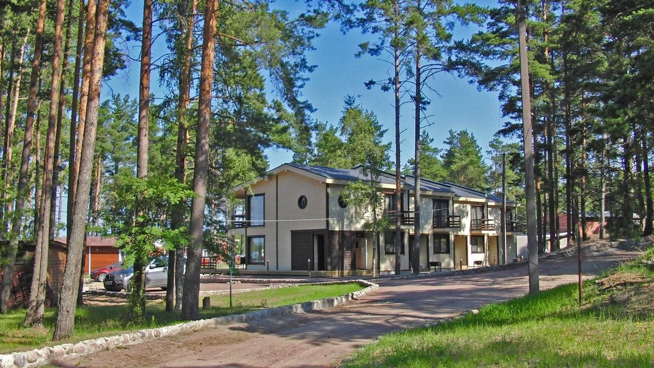 База отдыха «Окуневая» Ленинградская область, фото 11