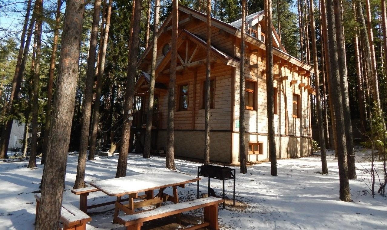 База отдыха «Окуневая» Ленинградская область, фото 22