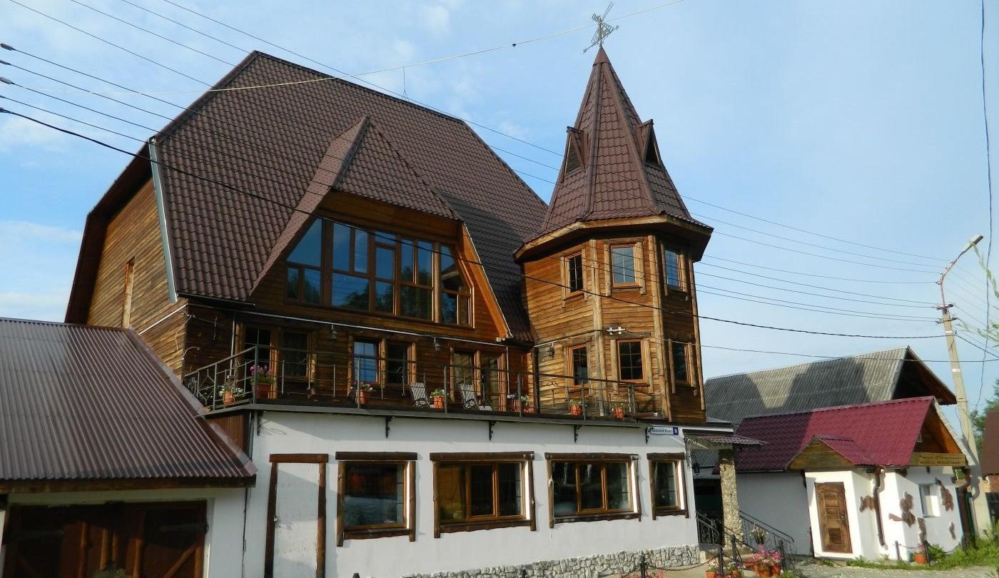 Гостиница «Мельница» Иркутская область, фото 1