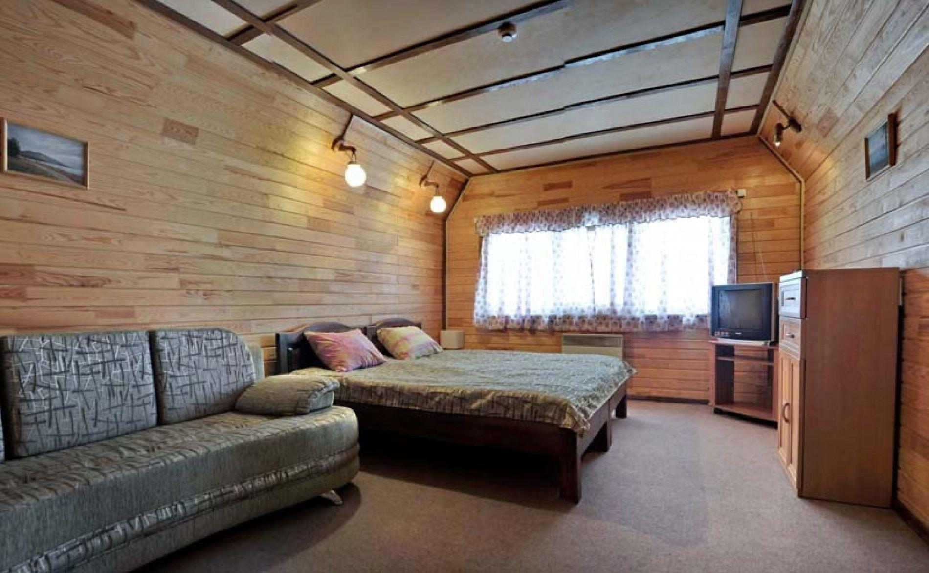 Гостиница «Мельница» Иркутская область Апартаменты 2-комнатные, фото 2