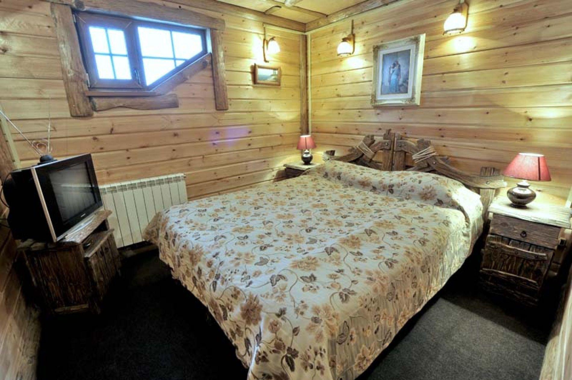 Гостиница «Мельница» Иркутская область Люкс, фото 2