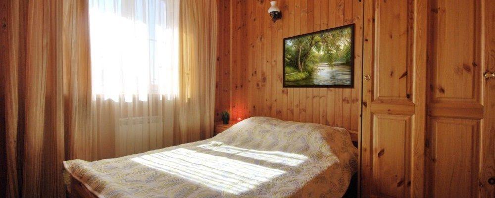 База отдыха «13 Кордон» Ростовская область Номер 4-местный «Премиум», фото 1