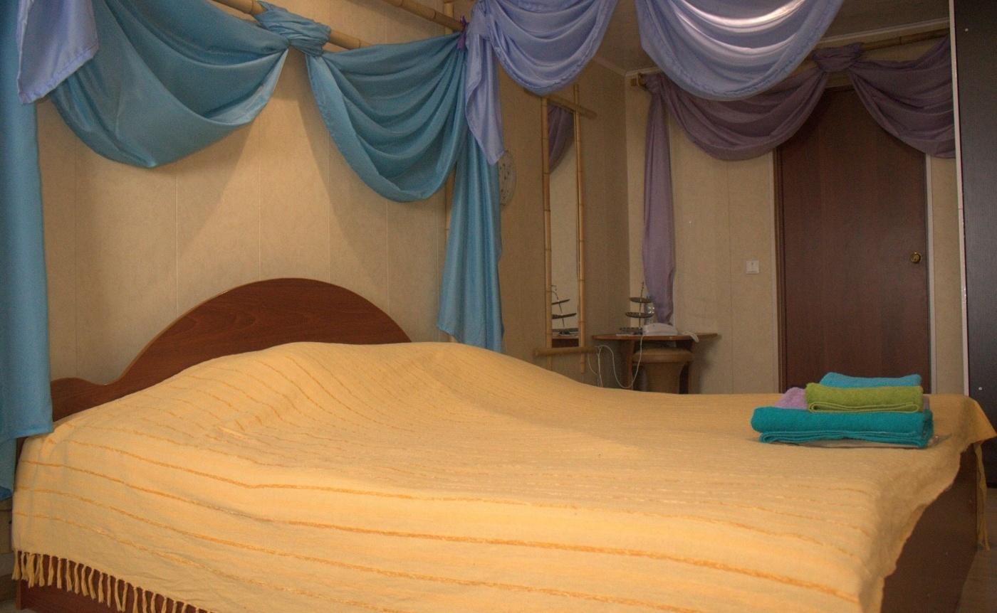 Загородный центр отдыха «Бамбучки» Сахалинская область Номер «Стандарт» улучшенный, фото 1