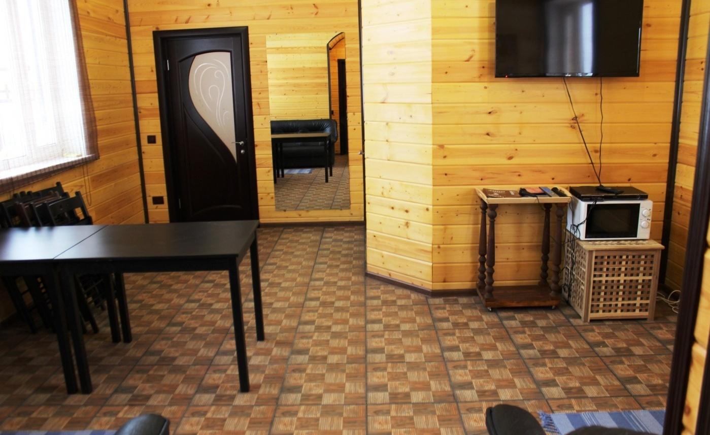 Загородный центр отдыха «Бамбучки» Сахалинская область Коттедж, фото 10